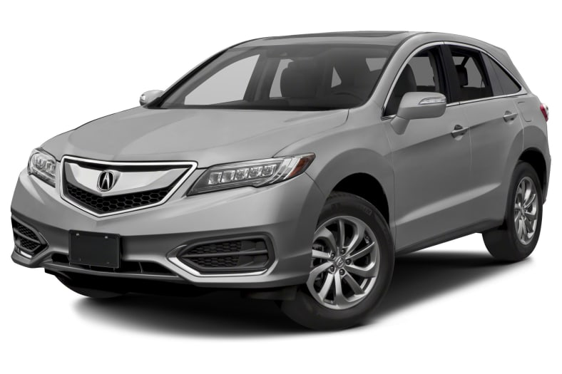 2017 Acura RDX AcuraWatch Plus Package 4dr Front wheel Drive