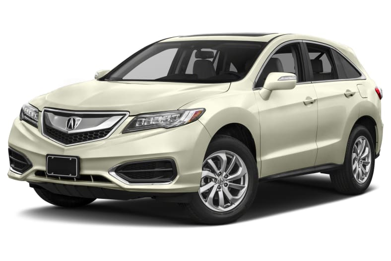 2017 acura rdx technology acurawatch plus packages 4dr front wheel drive information. Black Bedroom Furniture Sets. Home Design Ideas