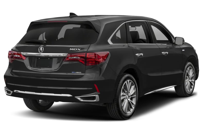 2017 acura mdx sport hybrid 3 0l w technology package 4dr sh awd pictures. Black Bedroom Furniture Sets. Home Design Ideas