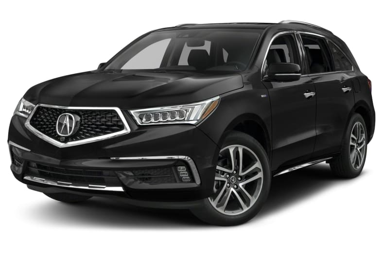 2017 acura mdx sport hybrid 3 0l w advance package 4dr sh awd information. Black Bedroom Furniture Sets. Home Design Ideas