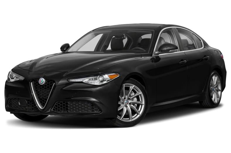 2018 Alfa Romeo Giulia Information