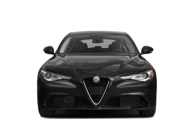 2018 Alfa Romeo Giulia Exterior Photo