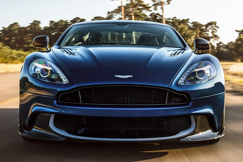 2019 Aston Martin Vanquish S 2dr Coupe For Sale
