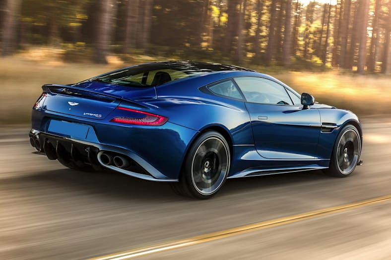 This Is the End of the Line For the Current Aston Martin Vanquish 2018 aston martin vanquish pictures