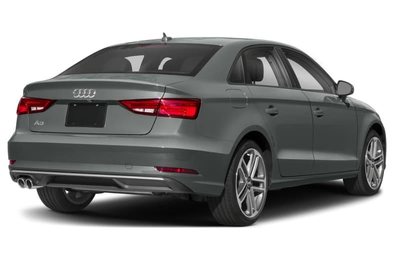 2018 Audi A3 Exterior Photo