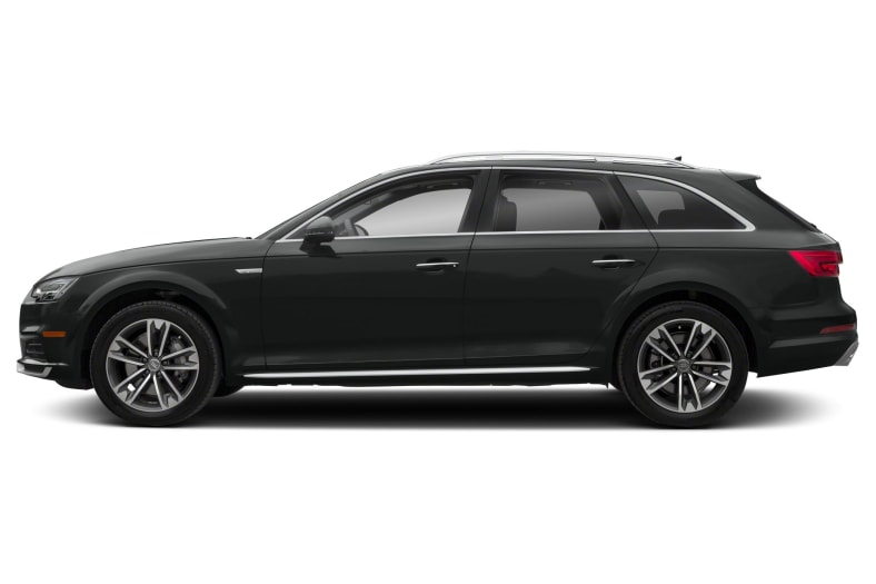 2017 Audi A4 allroad Exterior Photo