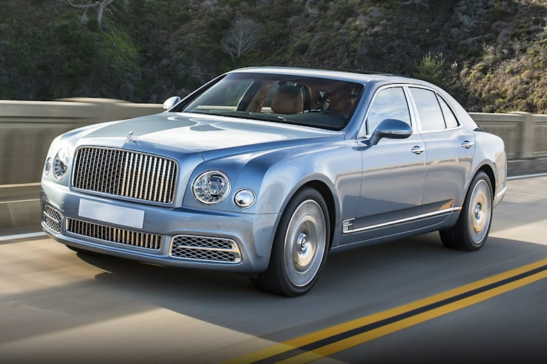 2019 Bentley Mulsanne Base Ext WB Sedan Pictures | Autoblog