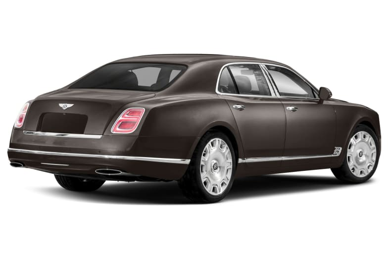 2017 Bentley Mulsanne Exterior Photo