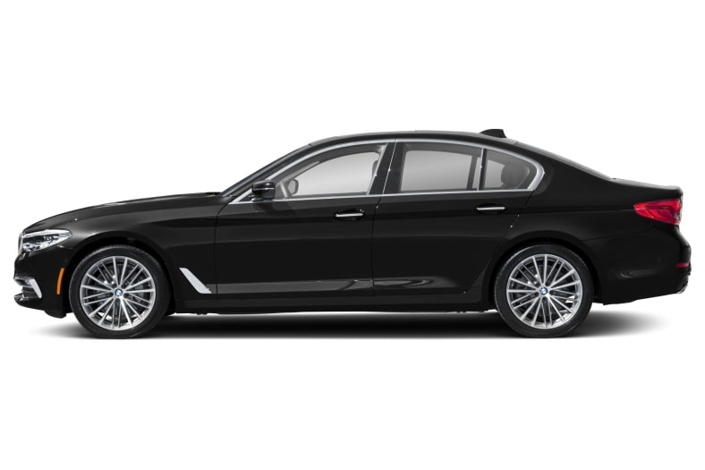 2017 BMW 540 Exterior Photo