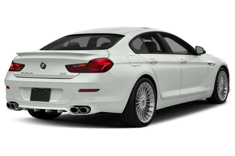 BMW ALPINA B Gran Coupe Information - Bmw alpina price