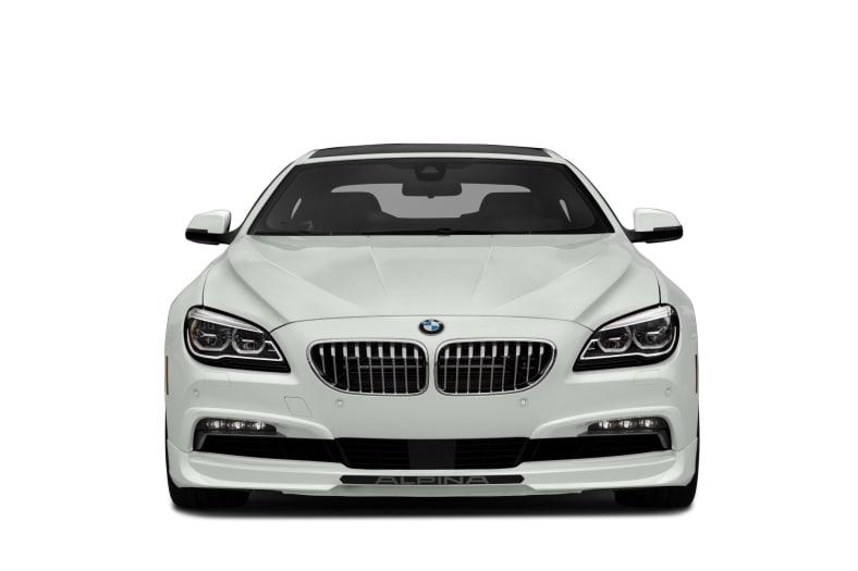 2017 BMW ALPINA B6 Gran Coupe Exterior Photo