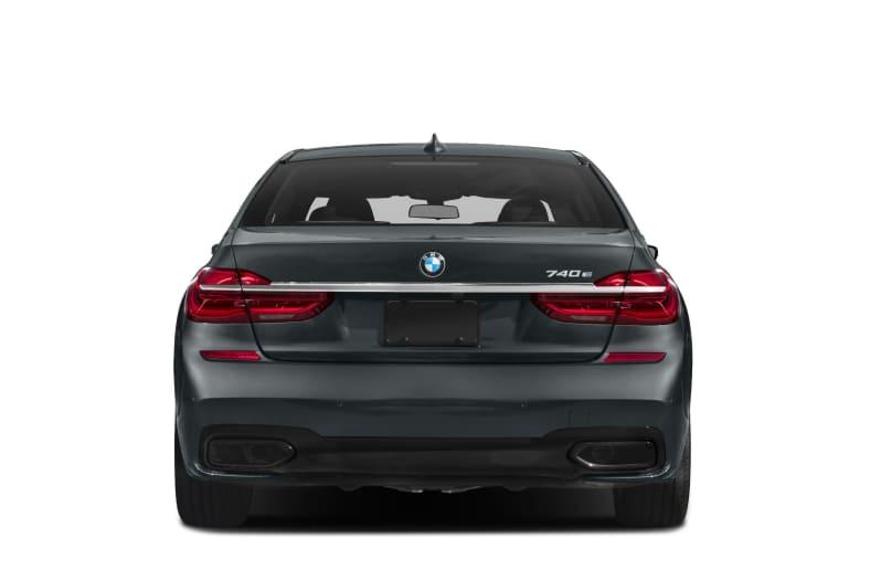 2018 BMW 740e Exterior Photo