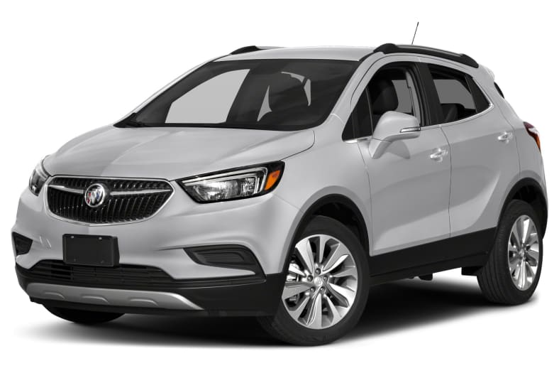 2017 Buick Encore Exterior Photo