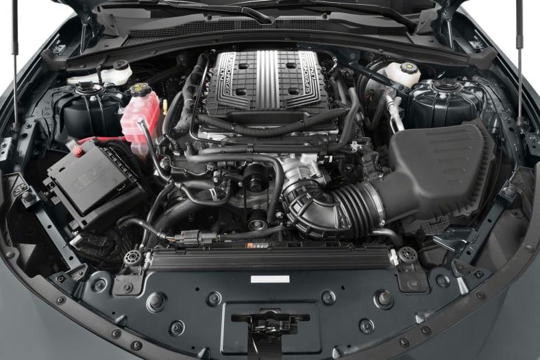 2010 Chevrolet Camaro 1ls >> 2018 Chevrolet Camaro ZL1 2dr Coupe Pictures | Autoblog