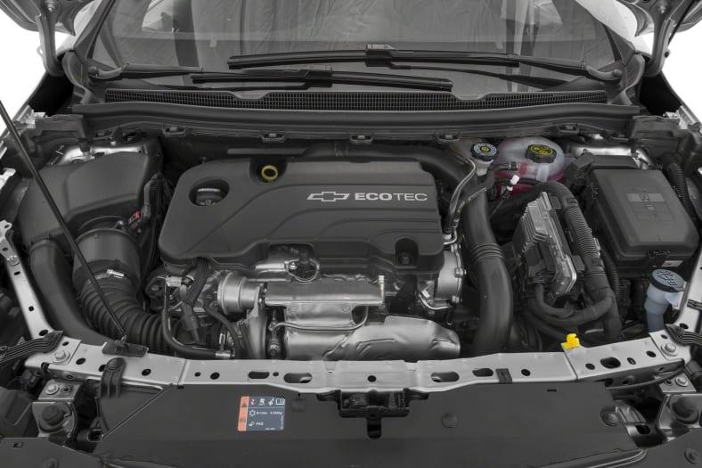 2018 Chevrolet Cruze Lt Manual 4dr Hatchback Pictures