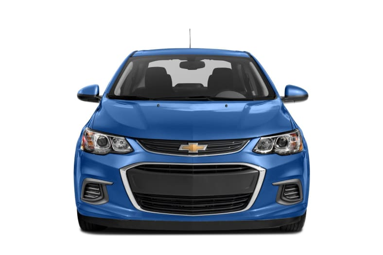 2018 Chevrolet Sonic Pictures