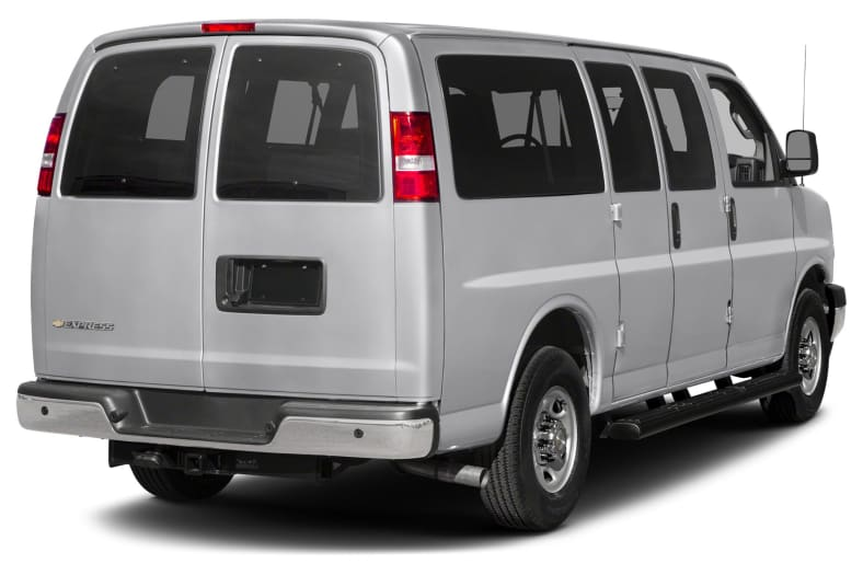 2018 Chevrolet Express 2500 Exterior Photo