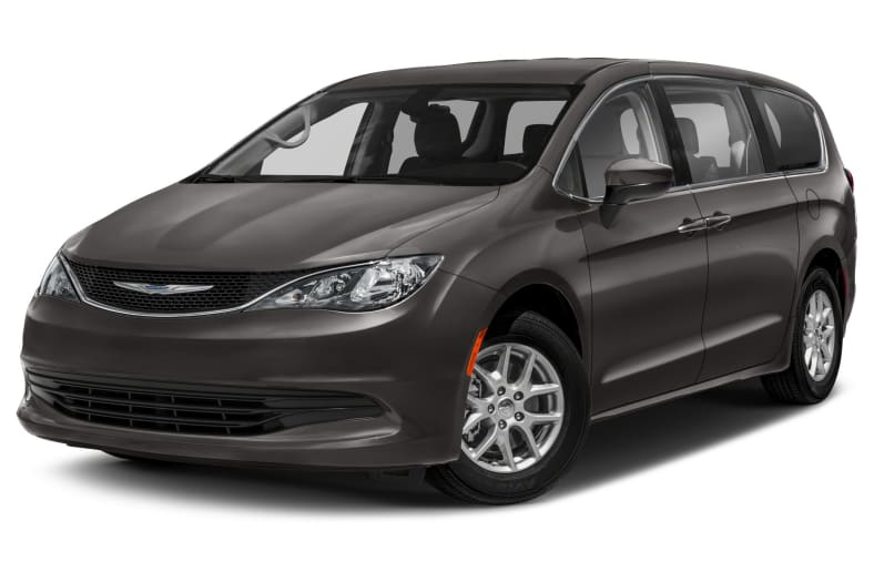 Chrysler Pacifica Touring L Specs