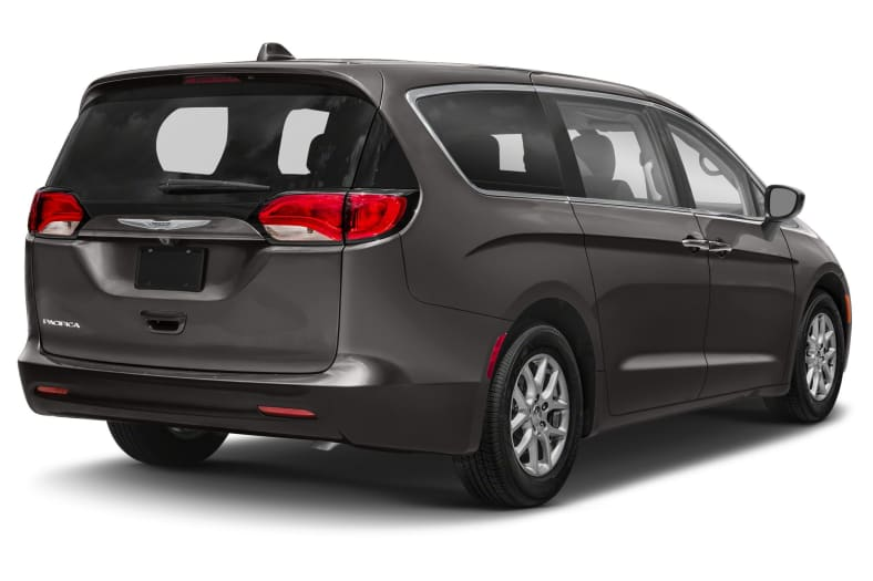 2017 Chrysler Pacifica Information