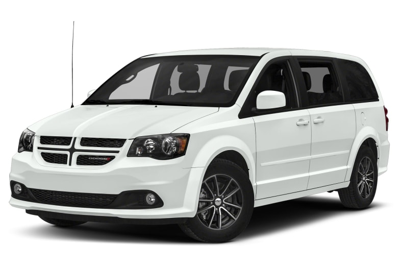 2017 Dodge Grand Caravan Gt Front Wheel Drive Passenger