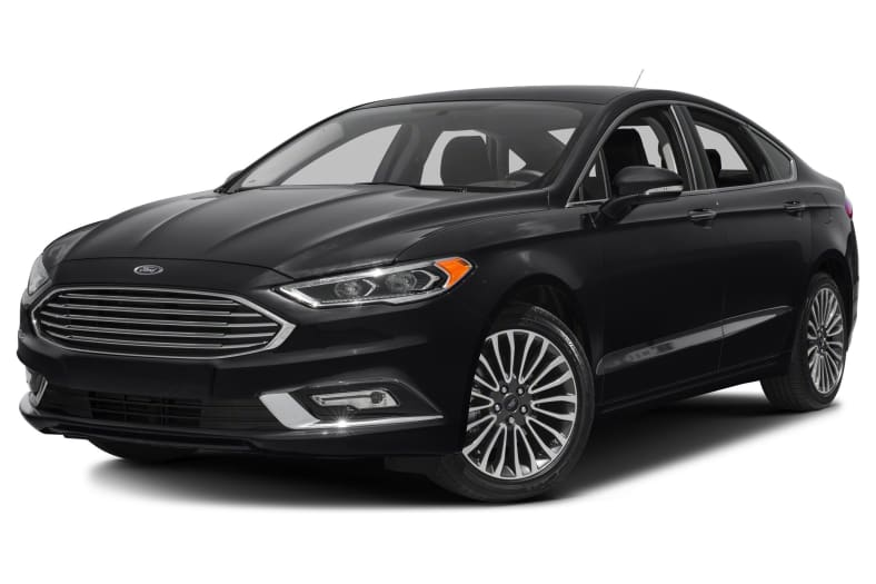 2018 Ford Fusion Titanium 4dr All wheel Drive Sedan Specs and Prices