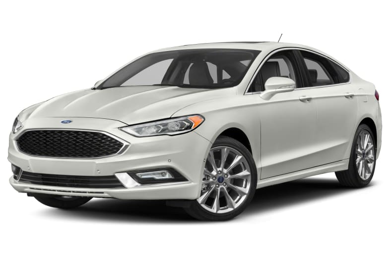 Luxury 2017 ford Fusion Sport Magnetic