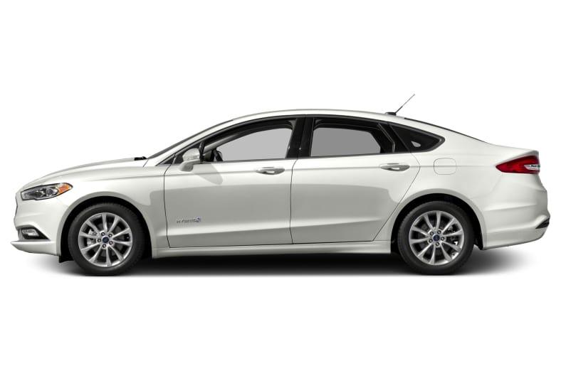 Ford Fusion Hybrid Build