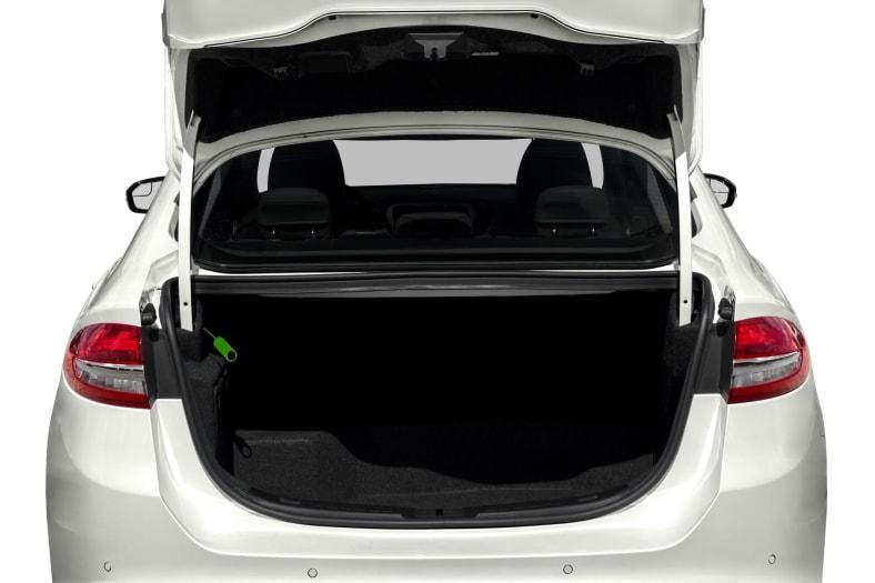 2017 Ford Fusion Hybrid Exterior Photo