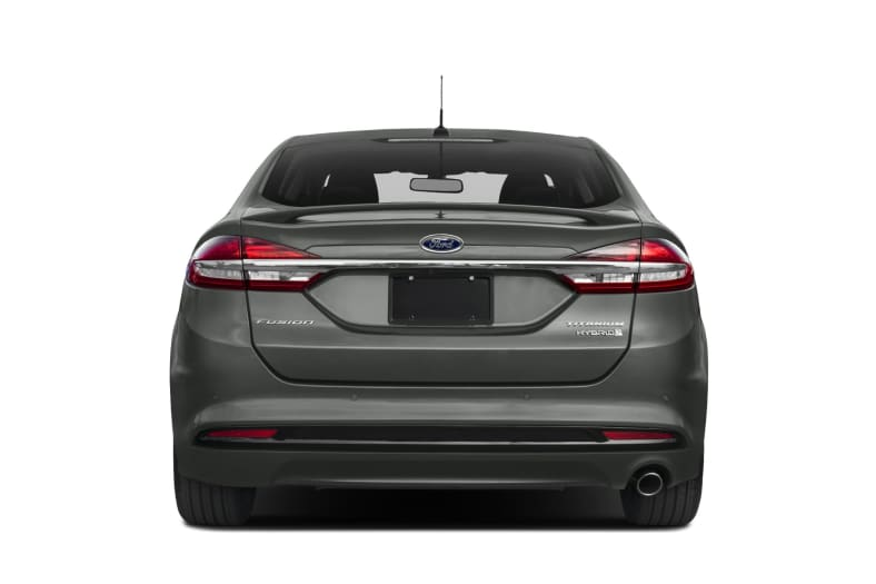 2018 Ford Fusion Hybrid Exterior Photo