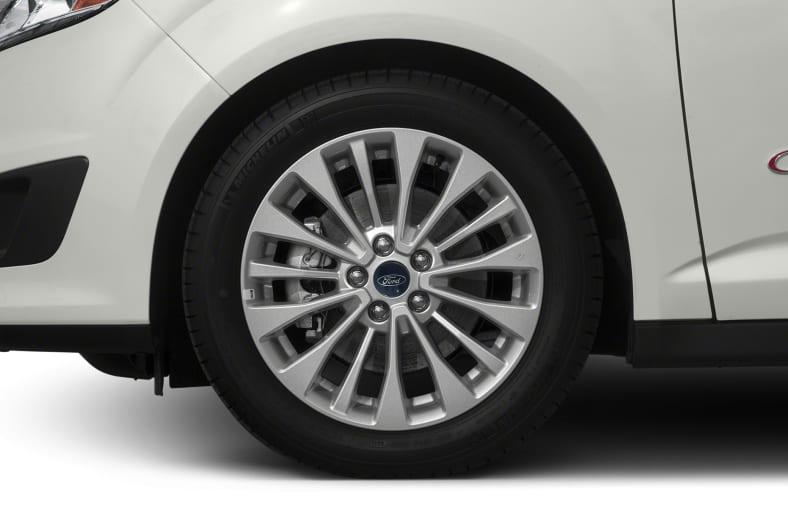 2017 Ford C-Max Energi Exterior Photo
