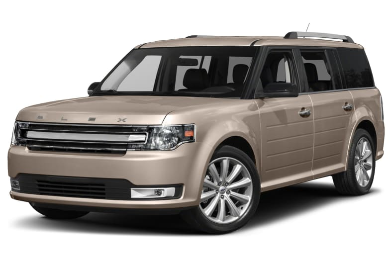 2017 Ford Flex Information