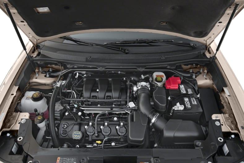 2017 Ford Flex Exterior Photo