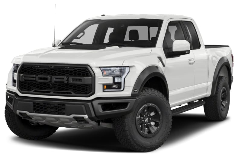 2018 Ford F 150 Raptor 4x4 SuperCab Styleside 5 5 ft box 133 in WB