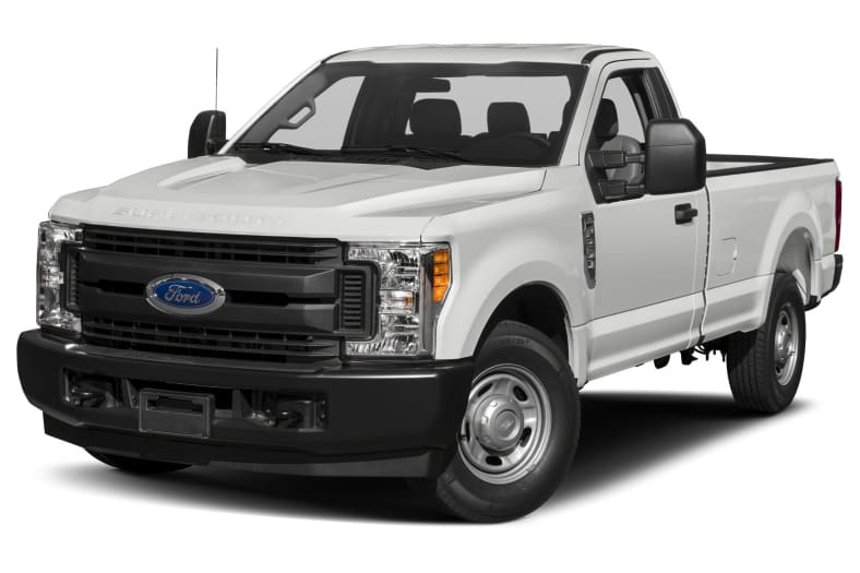 2017 Ford F 250 Information