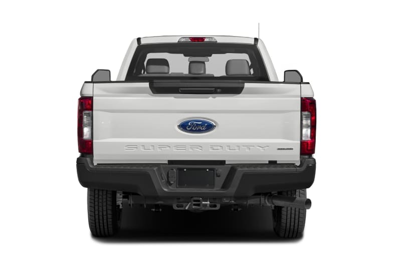 2018 Ford F-350 Exterior Photo