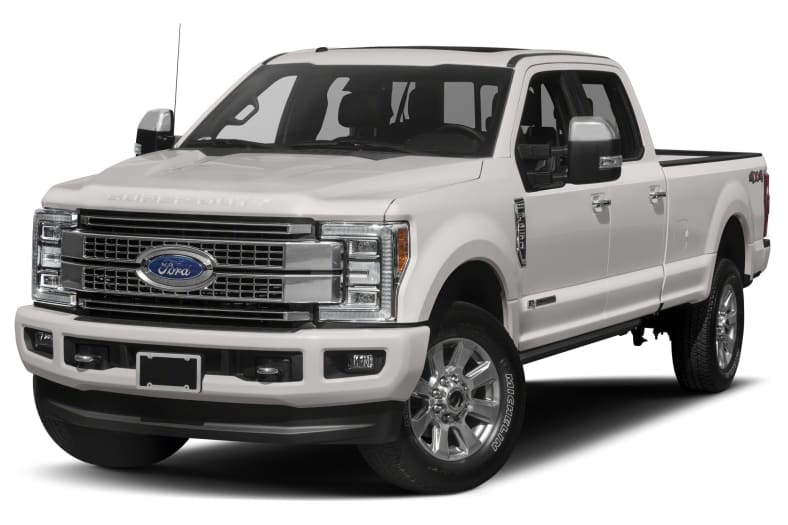 2019 Ford F 350 Exterior Photo