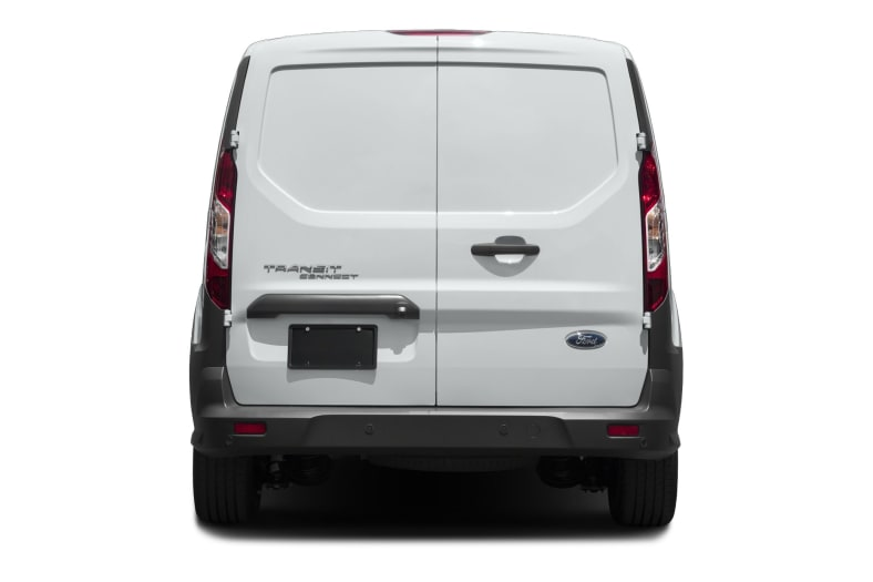 2018 Ford Transit Connect Exterior Photo