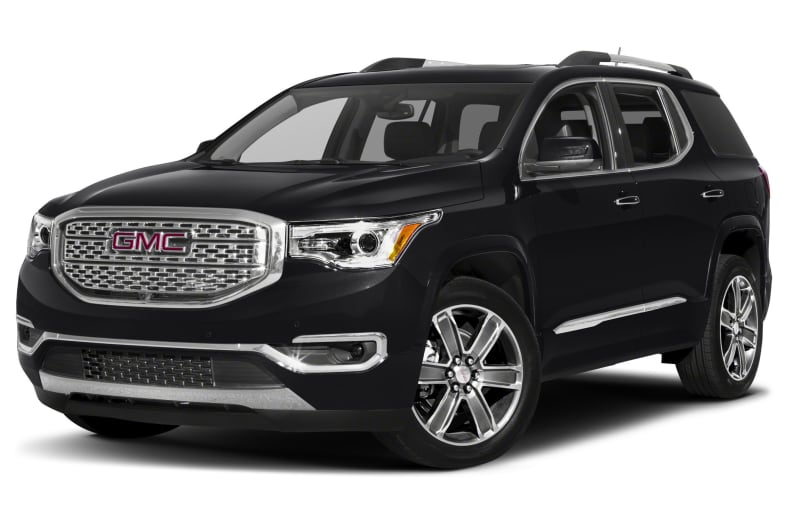 2019 Gmc Acadia Denali All Wheel Drive Specs And Prices
