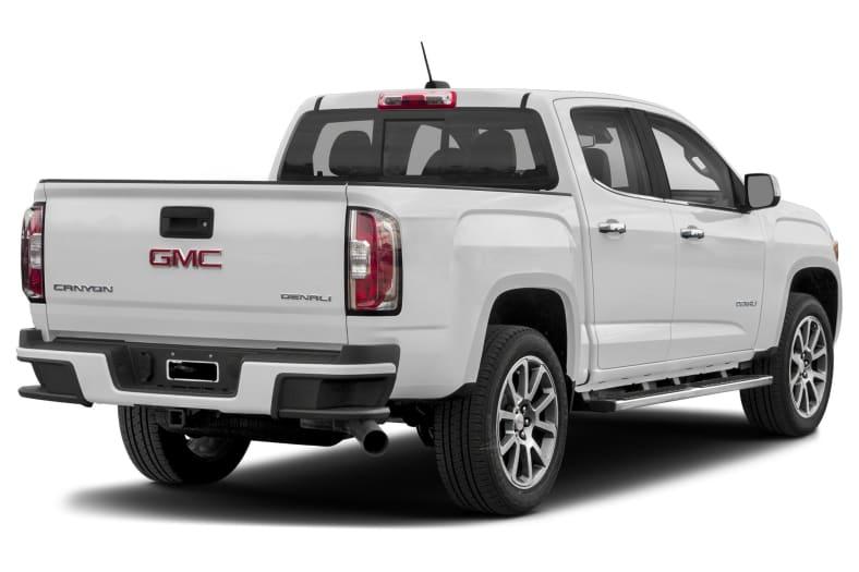 2018 GMC Canyon Denali 4x4 Crew Cab 6 ft. box 140.5 in. WB ...