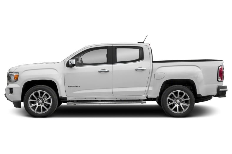 2017 Gmc Canyon Msrp >> 2018 GMC Canyon Denali 4x4 Crew Cab 6 ft. box 140.5 in. WB Pictures