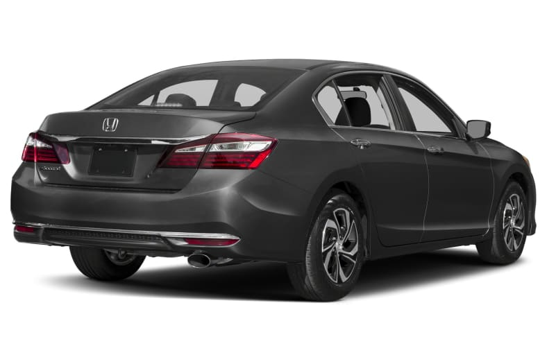 Lovely Honda Accord Lx 2017 Review