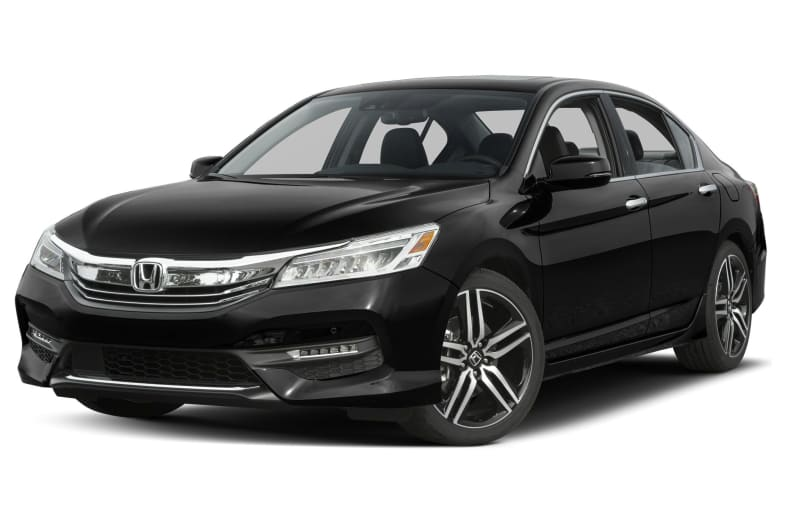 2017 Honda Accord Touring V6 4dr Sedan Pictures
