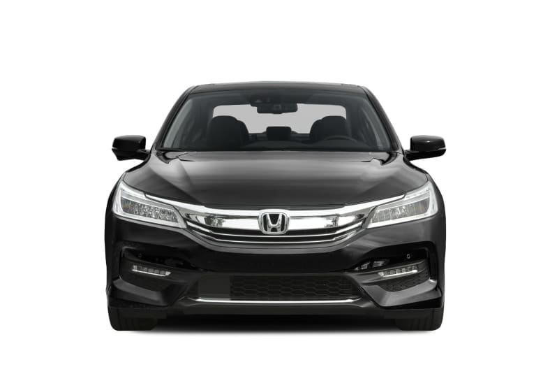 2017 Honda Accord Exterior Photo