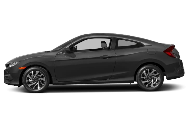 2017 honda civic lx p 2dr coupe pictures for Honda civic lx 2017 price