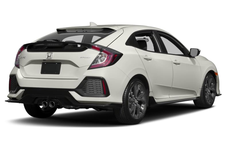 2017 honda civic sport 4dr hatchback pictures. Black Bedroom Furniture Sets. Home Design Ideas