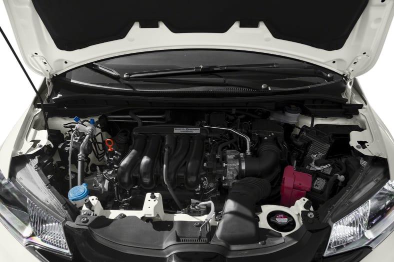 2017 Honda Fit Exterior Photo