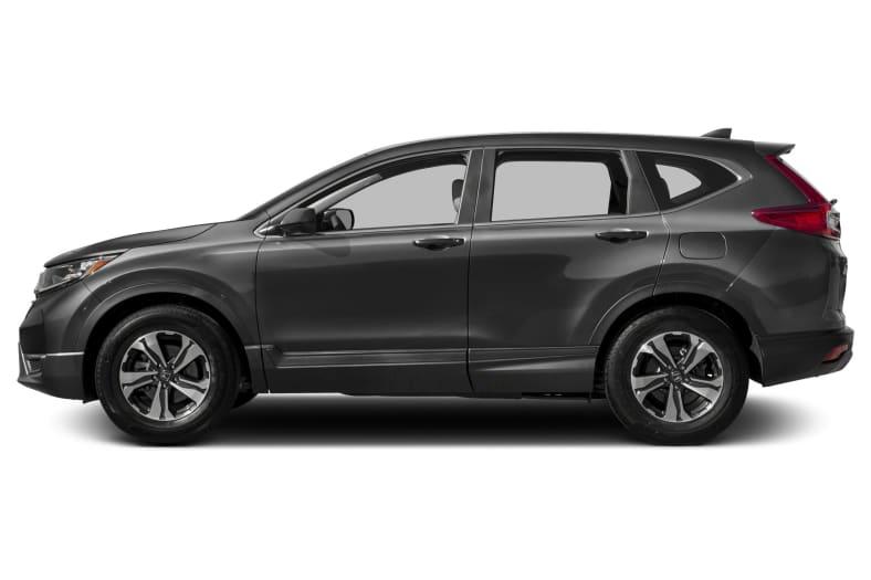 2017 Honda CR-V Exterior Photo