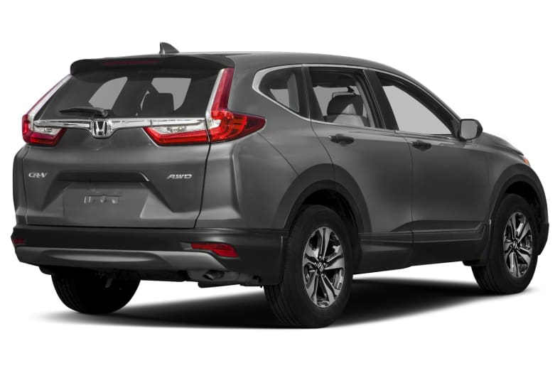 2017 Honda Cr V Lx 4dr All Wheel Drive Pictures