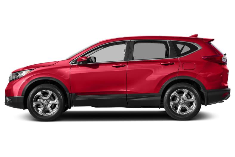 2017 Honda CR V EX 4dr All wheel Drive