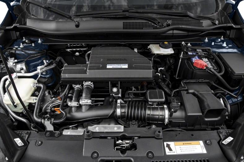 2017 Honda Cr V Exterior Photo